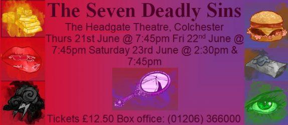7 Deadly Sins Concert